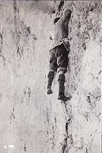 Paul Preuss Predigtstuhl im wilden Kaiser - 29.06.1911